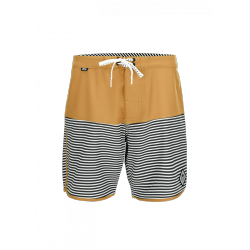 BOARDSHORT PICTURE ORGANIC ANDY 17 - CAMEL