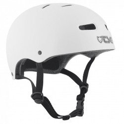 CASQUE TSG SKATE BMX - INJECTED WHITE