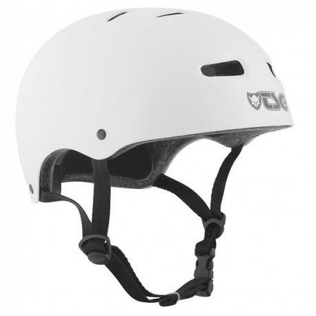 CASQUE TSG SKATE BMX - INJECTED WHITE