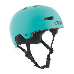 CASQUE TSG EVOLUTION SOLID COLOR - SATIN CAUMA GREEN