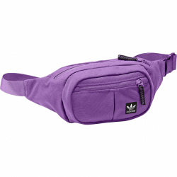 SACOCHE ADIDAS HIPBAG - ACTIVE PURPLE