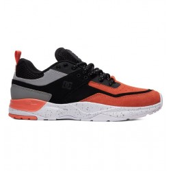 CHAUSSURES DC SHOES E.TRIBEKA SE - BLACK ORANGE