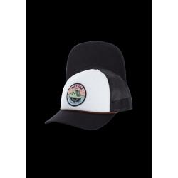 CASQUETTE PICTURE ORGANIC KAWAIKINI CAP - WHITE