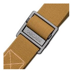 CEINTURE ARCADE UTILITY GUIDE - METAL BROWN