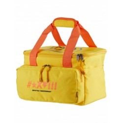 GLACIERE BRIXTON X INDEPENDENT SHINE COOLER - YELLOW
