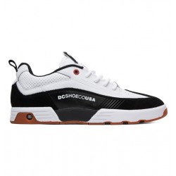 CHAUSSURES DC SHOES LEGACY 98 SLIM - WHITE / RED / BLACK