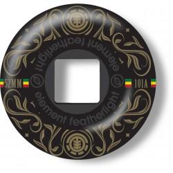 ROUE ELEMENT NATURALISTIC 52MM - GOLD BLACK