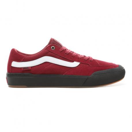 Chaussures Pro Vans Berle Red Rumba y0mnOvN8w