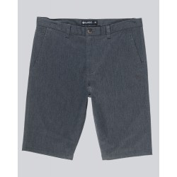 SHORT ELEMENT HOWLAND CLASSIC WK - CHARCOAL HEATHER