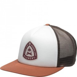 CASQUETTE ELEMENT CAMP TRUCKER BOY - GINGER BREAD