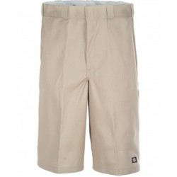 SHORT DICKIES 13IN LOOSE FIT WORK - KHAKI