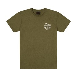 T-SHIRT DEUS EX MACHINA POPPY TEE - LEAF MARLE