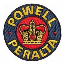 PATCH POWELL PERALTA SUPREME