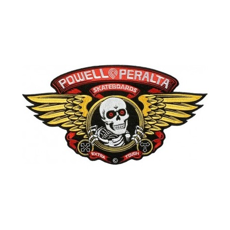 PATCH POWELL PERALTA RIPPER WINGED