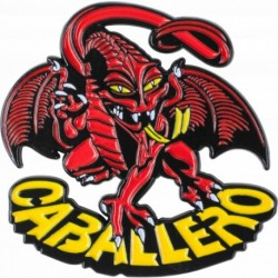 PIN'S POWELL PERALTA CABALLERO DRAGON