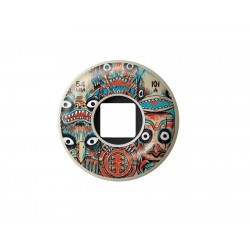 ROUES ELEMENT FOS TOTEM 54MM