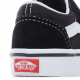 CHAUSSURES VANS OLD SKOOL V ENFANT - BLACK WHITE