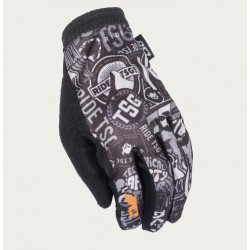 GANTS TSG SLIM GLOVE - STICKERBOMB
