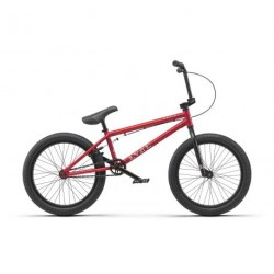 "BMX RADIO BIKE EVOL MATT 20.3"" 2019 - METALLIC RED"