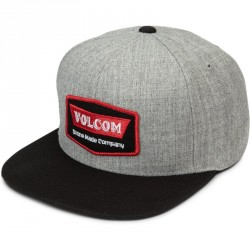 CASQUETTE VOLCOM CRESTICLE - RED