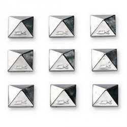 DAKINE PYRAMID STUD CHROME