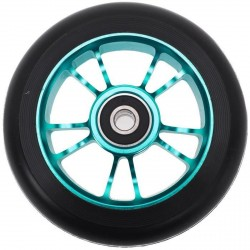 ROUE BLUNT 10 SPOKES 100MM - TEAL