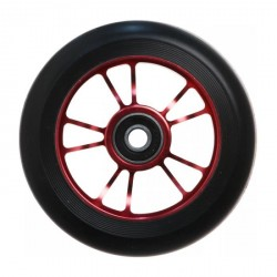 ROUE BLUNT 10 SPOKES 100MM - RED