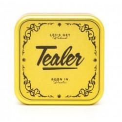 GRINDER TEALER CARRE - GOLD