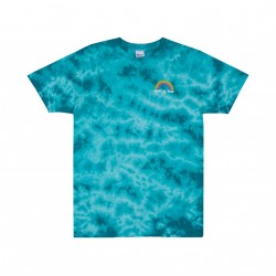 T-SHIRT RIPNDIP MY LITTLE NERM - BLUE TIE DYE