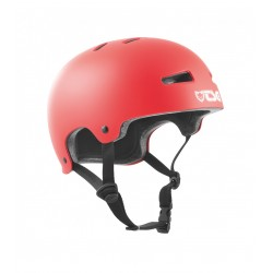 CASQUE TSG EVOLUTION SOLID COLOR - SATIN SONIC RED