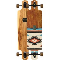 LONGBOARD ARBOR PERFORMANCE COMPLETE FLAGSHIP 2 - DROPCRUISER 38