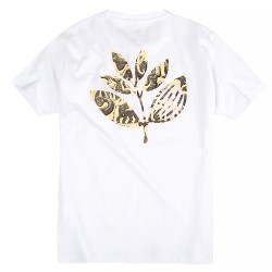 T-SHIRT MAGENTA ZOO - WHITE