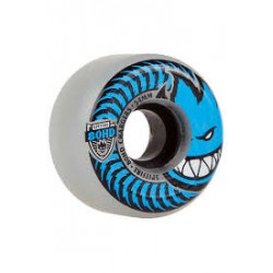 ROUE SPITFIRE CHARGERS CONICAL 80HD 54MM - CLEAR