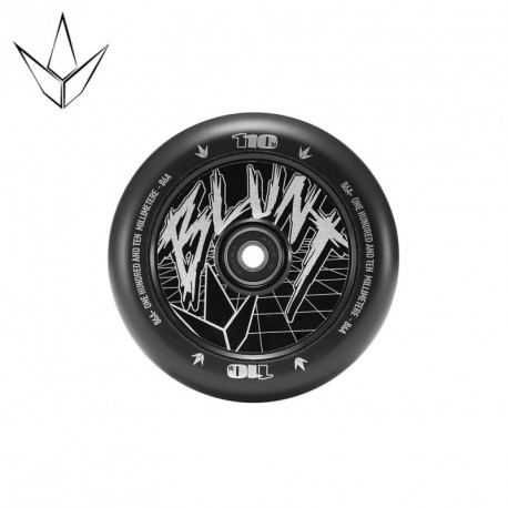 ROUE BLUNT HOLLOW 110MM - CLASSIC HOLOGRAM