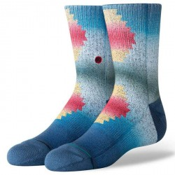 CHAUSSETTES STANCE KIDS GLASS BEACH KIDS - SUNSET
