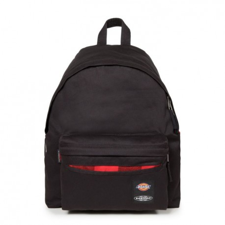 SAC EASTPAK X DICKIES PADDED PAK'R 24L 85Y - BLACK