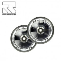 ROUE ROOT INDUSTRIES AIR WHEELS 110MM - BLACK MIRROR
