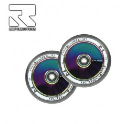 ROUE ROOT INDUSTRIES AIR WHEELS 110MM - BLACK ROCKET FUEL