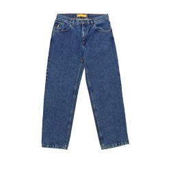 PANTALON POLAR 90'S JEANS - DARK BLUE