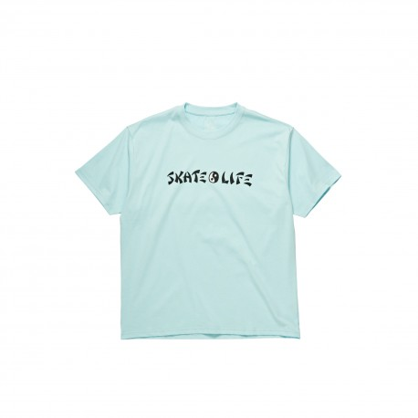 T-SHIRT POLAR SKATELIFE - AQUAMARINE
