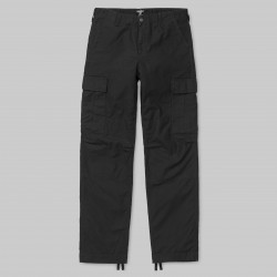 PANTALON CARHARTT WIP REGULAR CARGO PANT - BLACK
