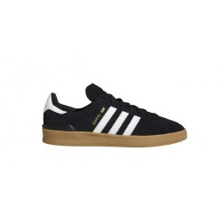 CHAUSSURES ADIDAS CAMPUS ADV - BLACK WHITE GUM