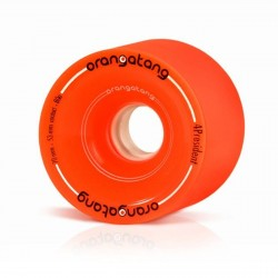 ROUES ORANGATANG PRESIDENT 70MM 80A - ORANGE