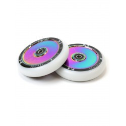 ROUES ROOT INDUSTRIES AIR WHEELS 110MM - WHITE ROCKET FUEL