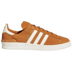 CHAUSSURE ADIDAS CAMPUS - COOPER/WHITE/GOLD