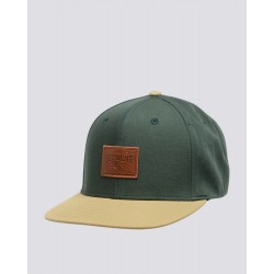 CASQUETTE ELEMENT COLLECTIVE - OLIVE DRAB