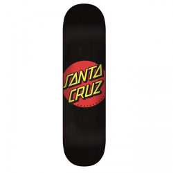 BOARD SANTA CRUZ CLASSIC DOT WIDE TIP - 8.375