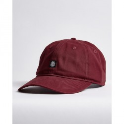 CASQUETTE ELEMENT FLUKY DAD CAP - PORT