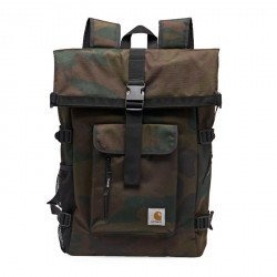 SAC CARHARTT WIP PHILIS 22L - CAMO EVERGREEN