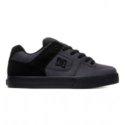 CHAUSSURES DC SHOES PURE TX SE - BB2 BLACK BLACK